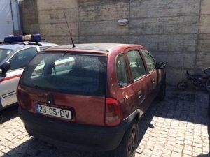 Opel Corsa Gasóleo Licitação 420 euros 5