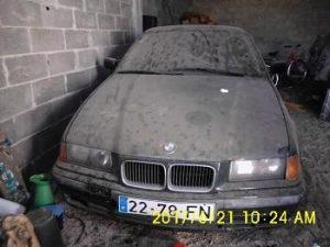 Bmw 318 TDS Licitação 500 euros (vendido) 2