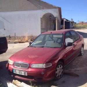 Rover 414 Licitação 258 euros 4