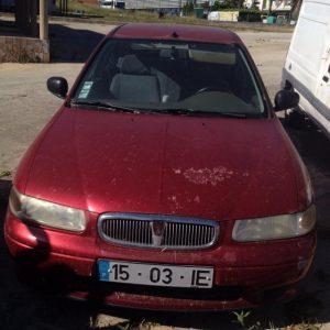 Rover 414 Licitação 258 euros 5