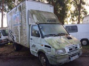 Iveco 35E10 2800cc Licitação 1291 euros (vendido) 3