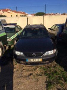 Opel Vectra Gasóleo Licitação 750 euros 2