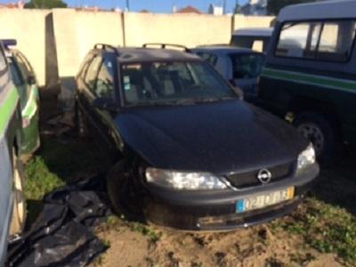 Opel Vectra Gasóleo Licitação 750 euros 1
