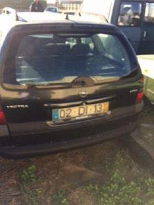 Opel Vectra Gasóleo Licitação 750 euros 4