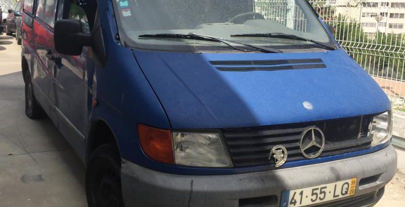 Mercedes 108D Licitação 800 euros 131