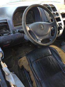 Mercedes 108D Licitação 800 euros 3
