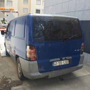 Mercedes 108D Licitação 800 euros 4
