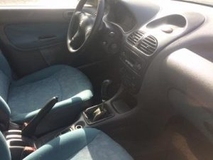 Peugeot 206 Licitação 350 euros 2
