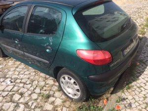 Peugeot 206 Licitação 350 euros 5