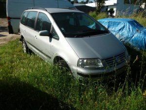 VW Sharan 1.9 TDI Licitação 500 euros 3