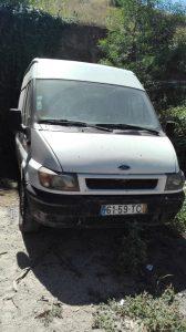 Ford Transit Mercadorias Licitação 900 euros 3