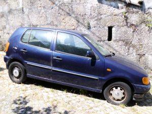 Volkswagen Polo Licitação 350 euros 2