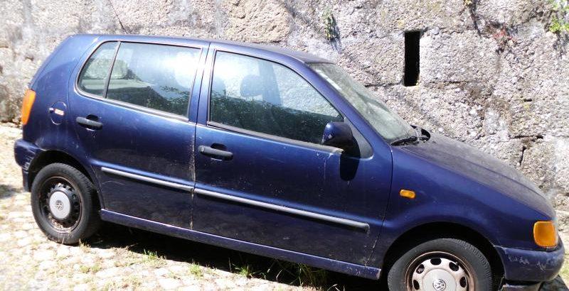 Volkswagen Polo Licitação 350 euros 10