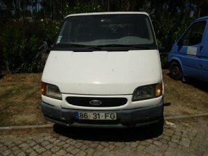 Ford Transit Licitação 350 euros 5