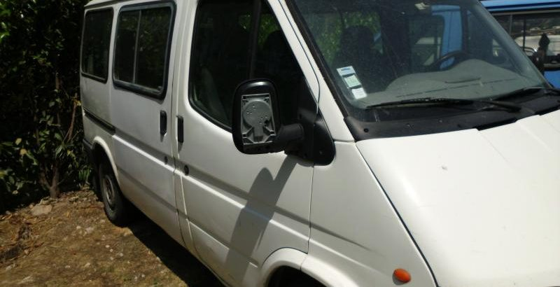 Ford Transit Licitação 350 euros 16