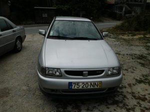 Seat Ibiza diesel Licitação 350 euros 2