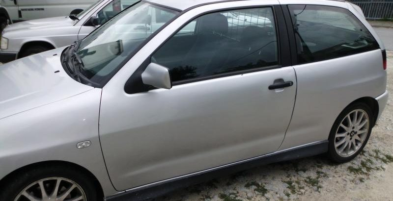 Seat Ibiza diesel Licitação 350 euros 1
