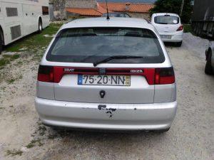 Seat Ibiza diesel Licitação 350 euros 4