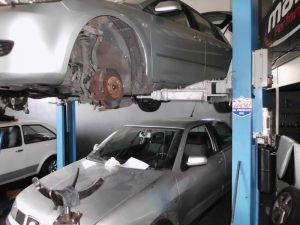 Elevador hidráulico de automóveis Licitação 1750 euros 3