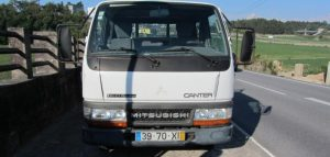 Mitsubishi Canter de 2004 Licitação 2152 euros 3