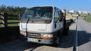 Mitsubishi Canter de 2004 Licitação 2152 euros 4