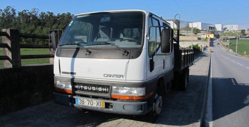 Mitsubishi Canter de 2004 Licitação 2152 euros 1