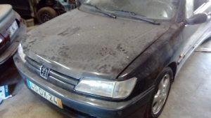 Peugeot 306 Cabrio Licitação 1291 euros 3