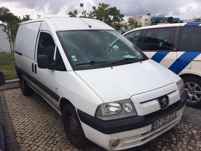Peugeot Expert Licitação 1272 euros 1