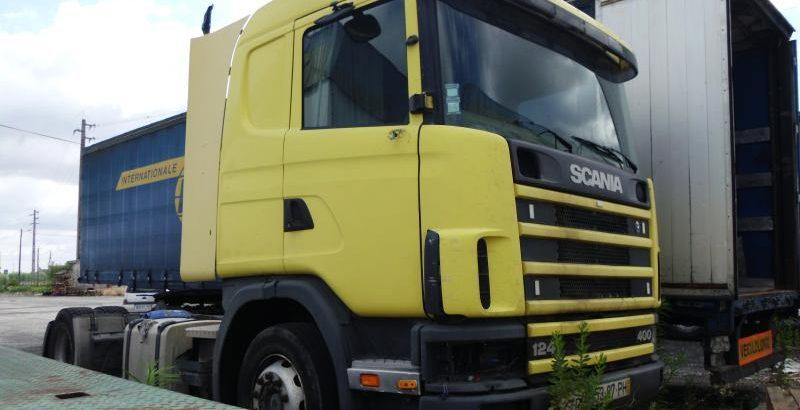 Scania 11705cc Licitação 350 euros 1