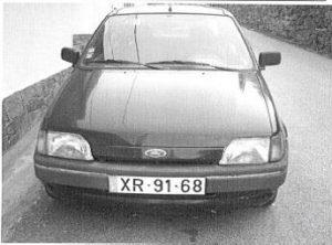 Ford Fiesta Licitação 350 euros 3