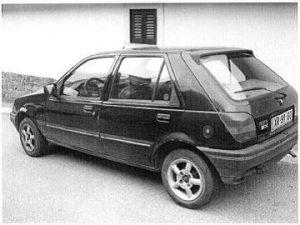 Ford Fiesta Licitação 350 euros 4