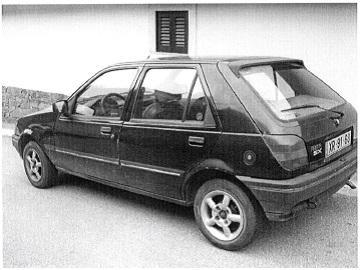 Ford Fiesta Licitação 350 euros 1