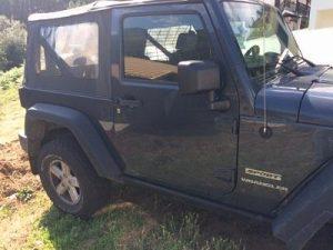 Jeep Wrangler Gasóleo licitação 7000 euros (vendido) 5