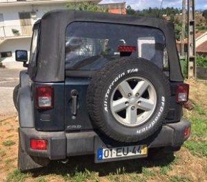 Jeep Wrangler Gasóleo licitação 7000 euros (vendido) 4