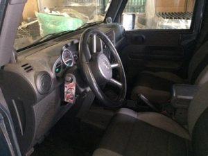 Jeep Wrangler Gasóleo licitação 7000 euros (vendido) 3