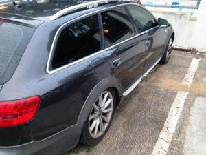 Audi A6 Allroad ano 2007 Licitação 7000 euros 5