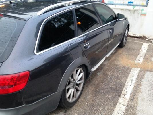 Audi A6 Allroad ano 2007 Licitação 7000 euros 1