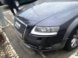 Audi A6 Allroad ano 2007 Licitação 7000 euros 3