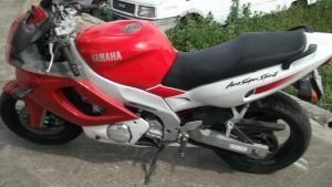 Yamaha YZF 600 Licitação 861 euros 2