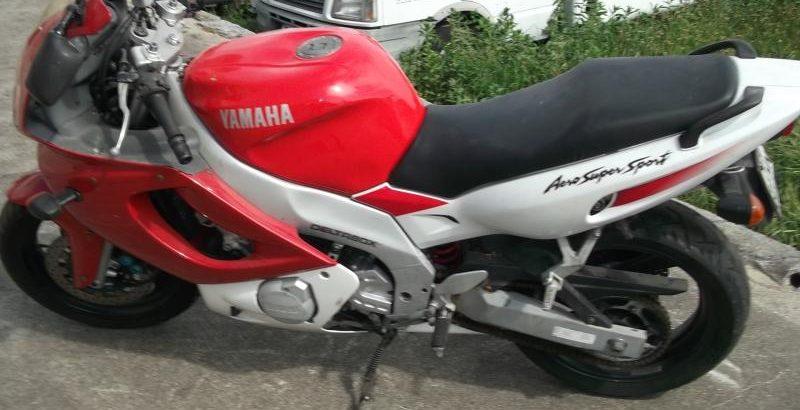 Yamaha YZF 600 Licitação 861 euros 1
