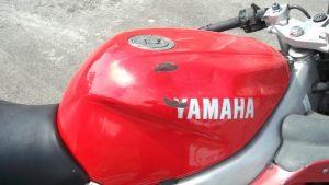 Yamaha YZF 600 Licitação 861 euros 4