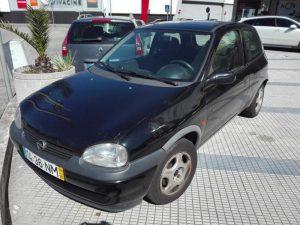 Opel Corsa Gasóleo Licitação 490 euros 4