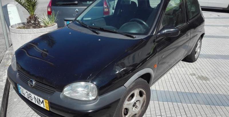 Opel Corsa Gasóleo Licitação 490 euros 1