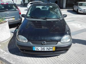 Opel Corsa Gasóleo Licitação 490 euros 5