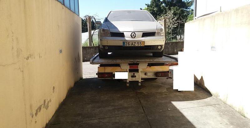 Renault Vel Satis Ano 2005 Licitação 1 euro 1
