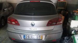 Renault Vel Satis Ano 2005 Licitação 1 euro 2