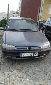 Peugeot 306 ano 1995 Licitação 70 euros 4