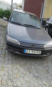 Peugeot 306 ano 1995 Licitação 70 euros 5