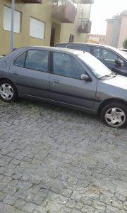 Peugeot 306 ano 1995 Licitação 70 euros 2