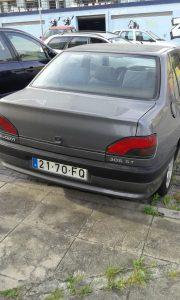 Peugeot 306 ano 1995 Licitação 70 euros 3